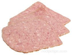 Old fashioned loaf luncheon meat definition and cooking information