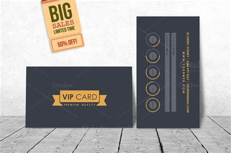 vip card template best photoshop card templates your top 5 choices