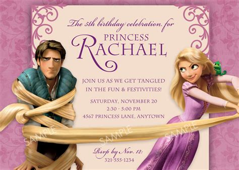 e s rapunzel themed birthday laughter and happily after