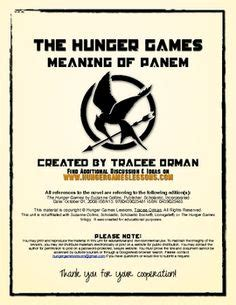 hunger games character names meanings powerpoint name meanings hunger games characters and