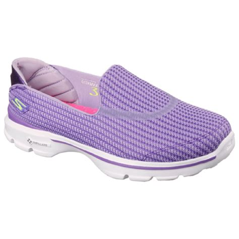 skechers go walk sandals skechers womens go walk 3 slip on shoes ebay