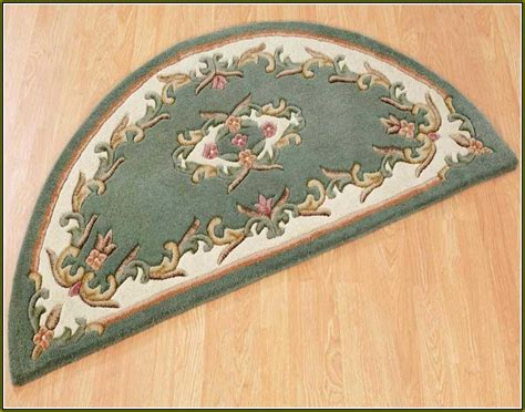 Circle Bathroom Rugs Fresh Simple Half Bathroom Rugs 19090
