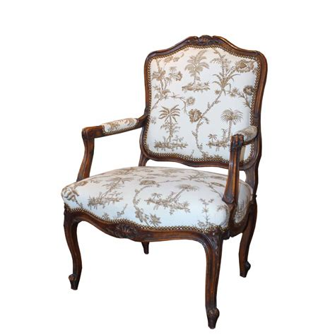 19th century louis xv armchair foxglove antiques