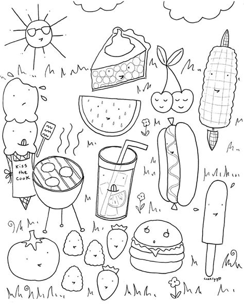Best 25  Summer coloring sheets ideas on Pinterest
