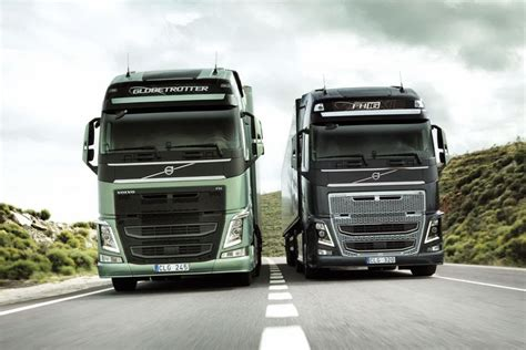 volvo trucks south africa volvo trucks introduces its new truck models in south