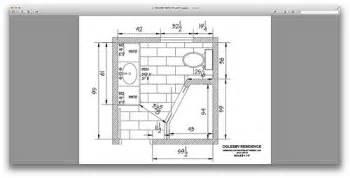 Small 3 4 Bathroom Floor Plans » Home Design 2017