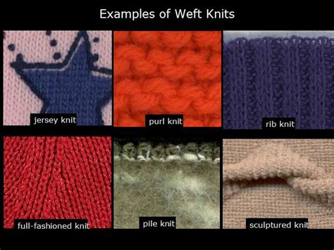 different types of knitted fabrics itextiles terminology weft knit fabric