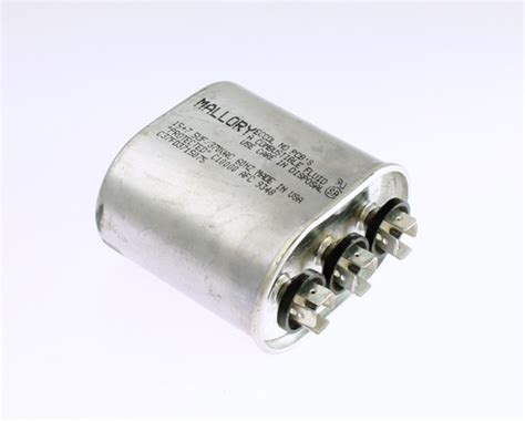 capacitor start motor applications c37fd3715075 mallory capacitor 15uf 375v application motor start 2020063584