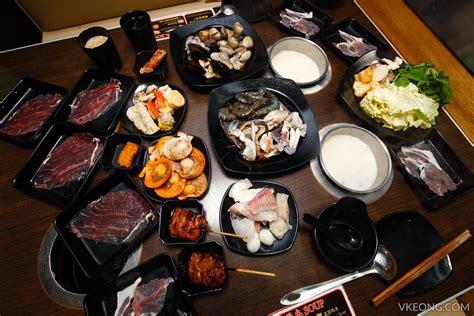 steamboat kepong eatmor paradise steamboat shabu shabu buffet kepong