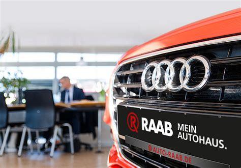Audi Raab Weiden by Audi Autohaus Raab Weiden