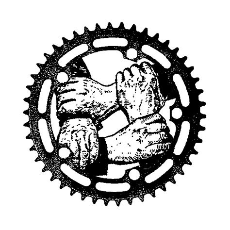 Kaos Colony Bike Graphic 1 the history of the dig logo