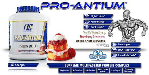 Pro Atium Ronnie Columen 1 Lbs ronnie coleman proantium 1 lbs osborn