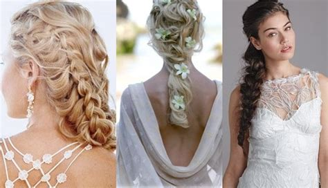 braid hairstyles for long hair for wedding stylish long bridal hairstyles with braids