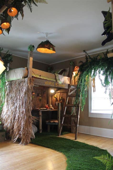 boys jungle bedroom ideas  pinterest jungle
