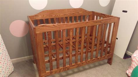 heirloom diy crib part 3 did it myself