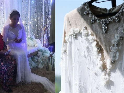 ingat i bodoh ke apa ini jawapan calvin bila baju nikah nita dikecam pesona pengantin