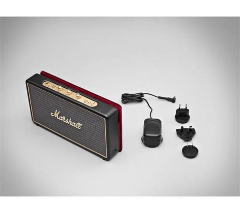 Marshall Stockwell Flip Cover buy marshall stockwell portable bluetooth wireless speaker