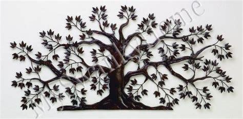 tree of life home decor tree of life metal