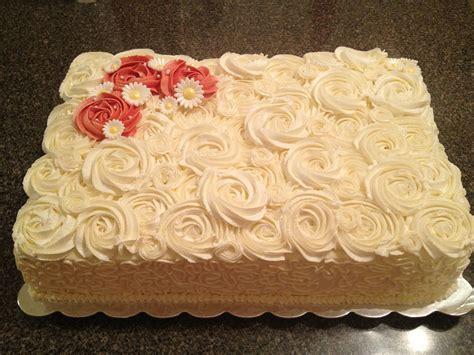 Wedding Shower Sheet Cakes Design