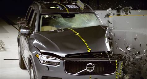 volvo xc90 safety ratings 2015 volvo xc90 awarded iihs top safety rating