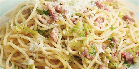 cucinare verze ricetta pasta con la verza roba da donne
