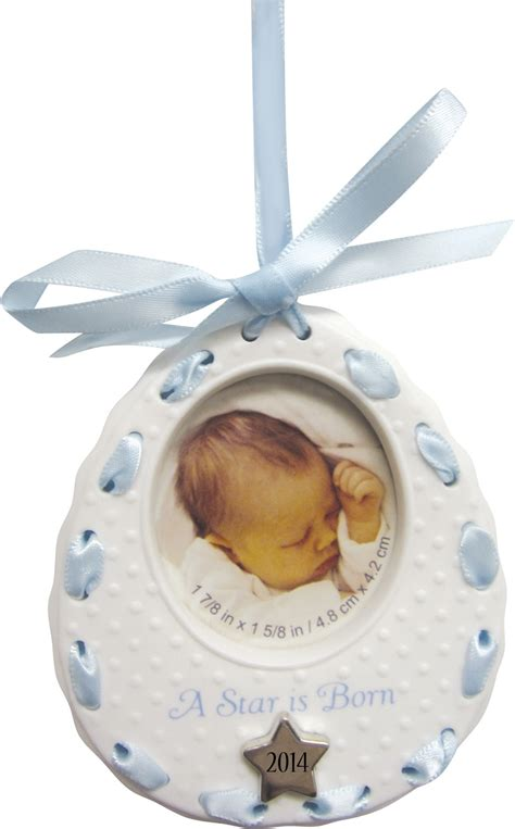 2014 baby boy s first christmas ornament carlton