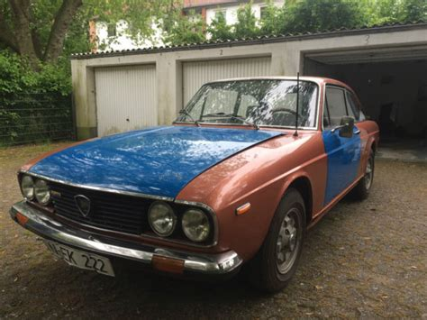 Lancia 2000 For Sale Ultra 1973 Lancia 2000 Hf Coupe Designed By