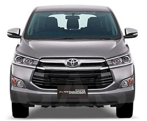 Grill Kijang toyota innova chrome grill custom grille grill inserts chrome grille