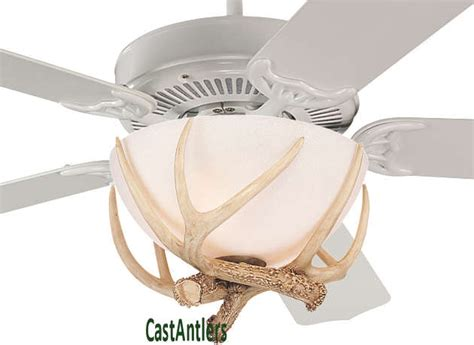standard ceiling fan size standard size fans 52 quot blanco reproduction antler