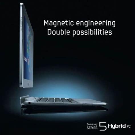 Samsung Tablet Laptop Hybrid Samsung Unveils Windows 8 Tablet Laptop Hybrid Tech News Digital