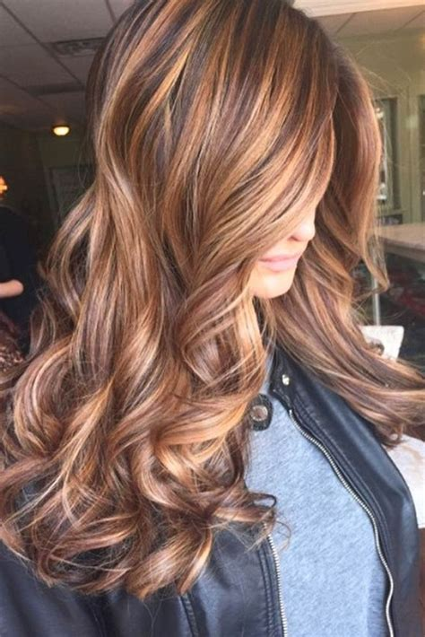 top hair colors 25 best fall hair caramel ideas on fall hair