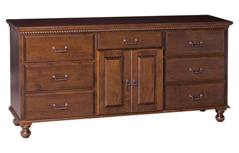 dresser with doors and drawers canadian wood furniture