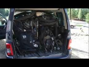 Vauxhall Zafira Luggage Capacity Opel Zafira Luggage Space Images
