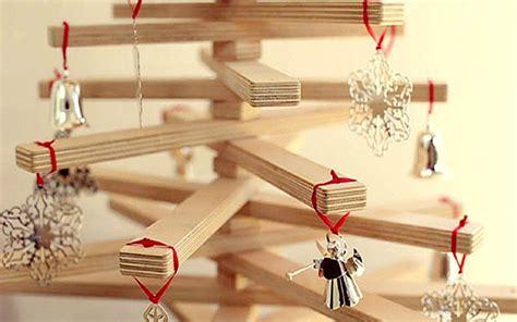 arbol de navidad de madera fer un arbre de nadal de fusta