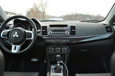 Lancer Sportback Interior by 187 Review 2011 Mitsubishi Lancer Evolution Mr A