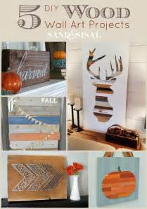 Diy wood wall art projects sand and sisal