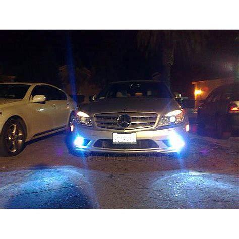 2008 2009 2010 Mercedes C300 Luxury Sedan Led Fog Lights