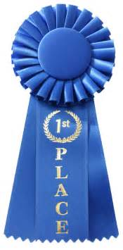 1st Prize Ribbon Template by The Bumpy Ride 43 331 Place