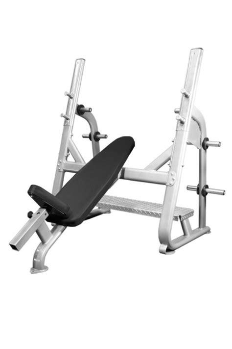 olympic incline bench olympic incline bench primo fitness