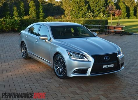 Lexus Ls600h by Lexus Ls 600h F Sport Archives Performancedrive