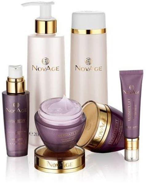 oriflame sweden novage ultimate lift set price in india