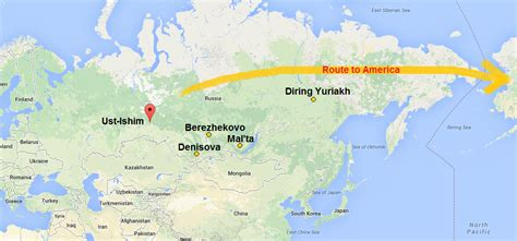 Another Locations by Gedrosia Results Russian Siberia Ancestry