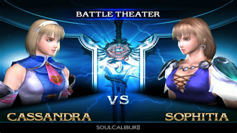 If Casandra 4 In 1 soulcalibur ii vs sophitia pcsx2 1 4 0 test 1080p 60fps