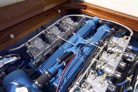 runabout boat engine custom built lamborghini v12 marine engine for riva