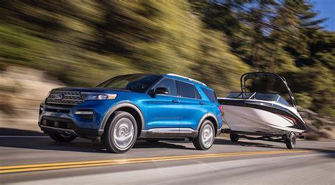 2020 Ford Explorer by 2020 Ford Explorer Hybrid Promises 500 Of Range