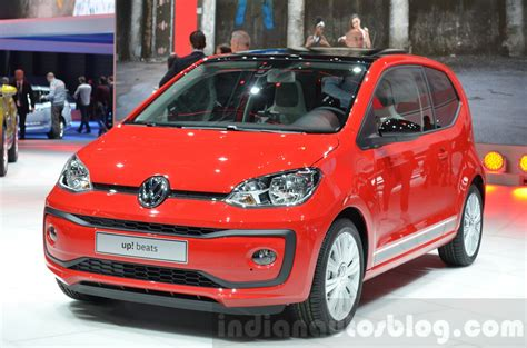 volkswagen up 2016 2016 vw up beats front quarter at the 2016 geneva motor