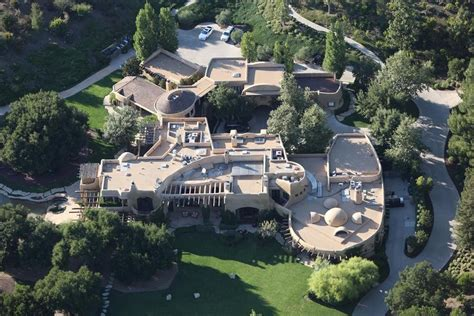 smith house los angeles these are the most outlandish celebrity mansions tiger woods beachside manor guff