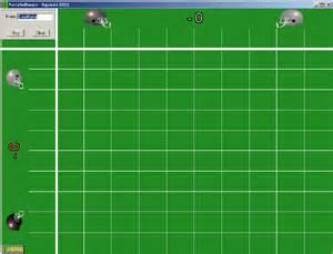 Football squares screen shot