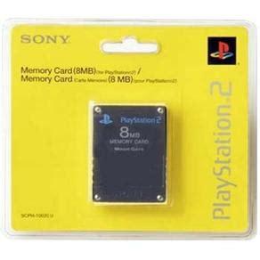 Memory Card Mc Ps2 64mb Lu memory card sony 8mb p ps2 acess 243 rios playstation 2 no br