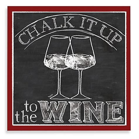 bed bath and beyond coasters thirstystone chalk it up to the wine coasters set of 4 bed bath beyond